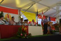 Les maires des communes de Polynésie étaient invités vendredi à la Présidence du Pays pour une journée d'échanges et d'ateliers avec le Pays.
