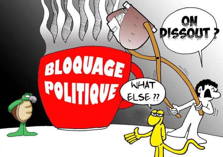 """Dissolution or not dissolution? "" selon Munoz"