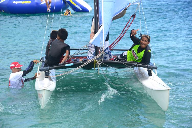 Raiatea Waterman Tour: la glisse dans tous ses états