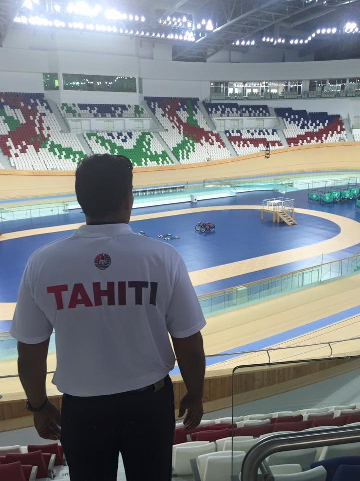 COPF : Tahiti sera au Turkménistan en 2017 pour les Jeux d'Asie
