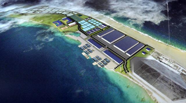 Hao : le permis de construire est prêt mais pas l'étude d'impact