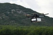 Un prototype de drone livreur de colis, développé avec la Poste, veut voler dans le ciel varois