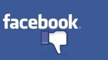 Nouvelles perturbations sur le réseau Facebook