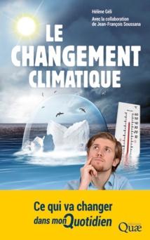 Changement climatique: un livre pour comprendre ce qui va changer dans notre quotidien
