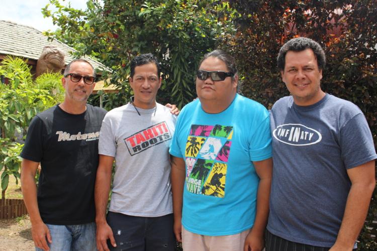 Infinaty Tahiti Hoa Concert concrétise ses rêves d'échanges