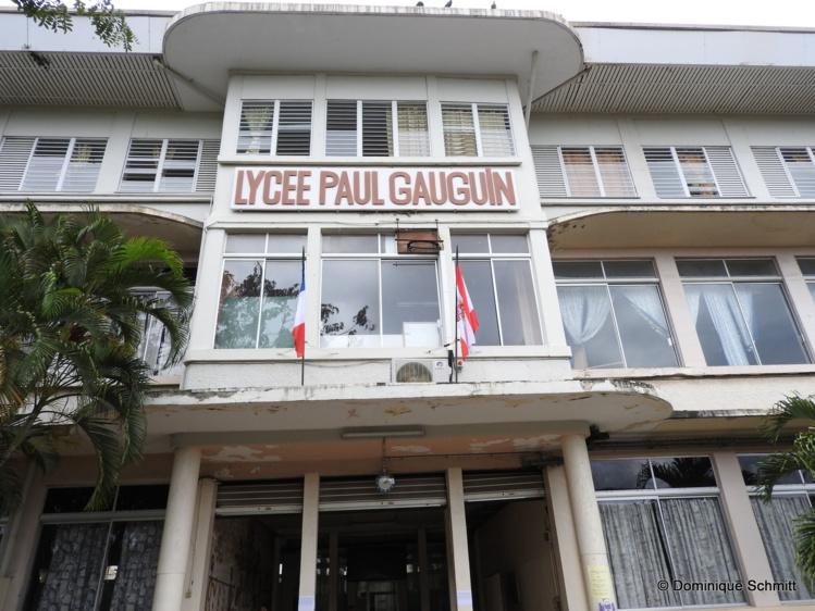 Le pôle Papeete regroupe les lycées Paul Gauguin, La Mennais, Aorai, Taaone et Samuel Raapoto.