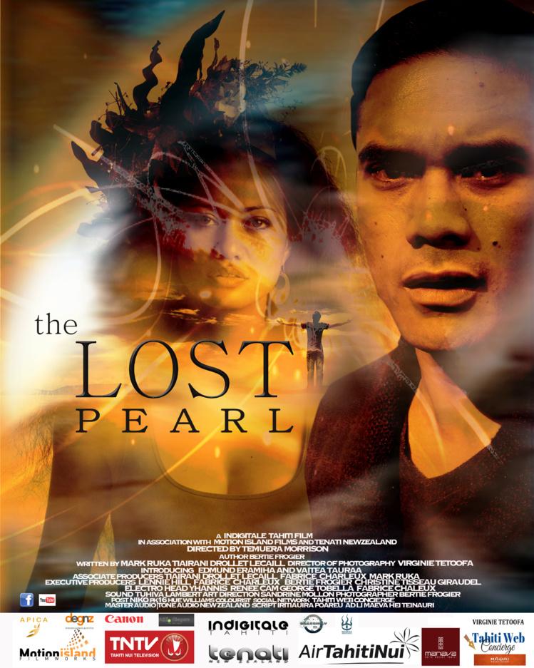 "À Tahiti, Temuera Morrison va réaliser ""The Lost Pearl"""