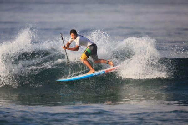Poenaiki Raioha, 18 ans, gagne sa première épreuve du World Tour