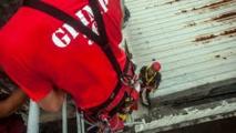 Leur corpulence empêchait leur évacuation: les pompiers de l'Isère ont recours à une tyrolienne