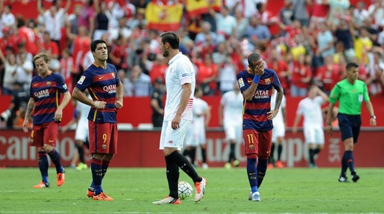 Après la gifle reçue à Vigo il y a dix jours (4-1), le Barça a encore perdu pied à l'extérieur.