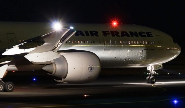 Les vols Air France à destination et au départ de Tahiti retardés à cause d'un problème technique