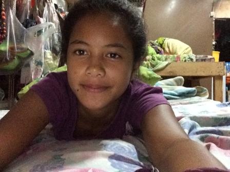 Tahuea Maihi, âgée de 12 ans, n'est pas rentrée du collège de Taravao depuis le vendredi 2 octobre à 18h30.