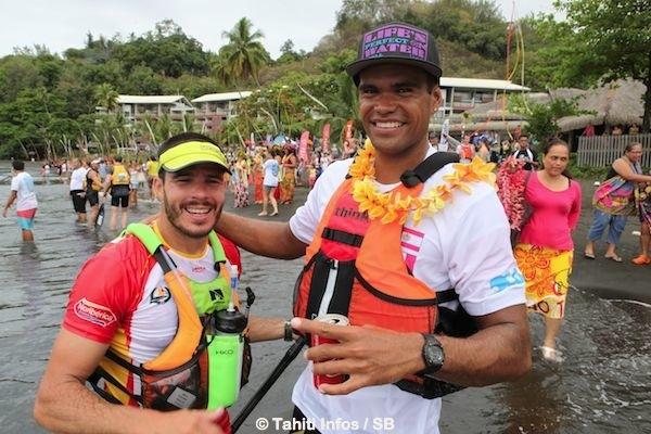Hiromana Florès, le meilleur tahitien arrive 4e des U23