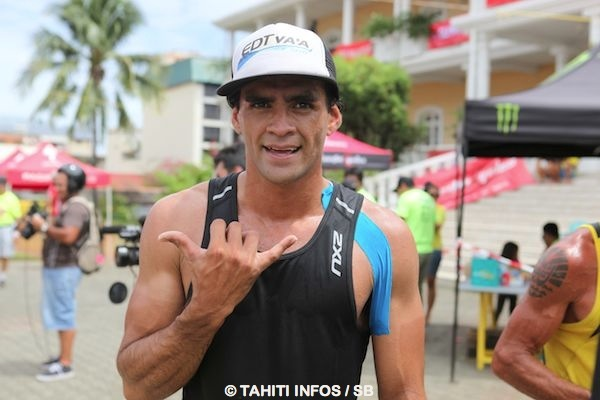 Steeve Teihotaata en interview exclusive sur Tahiti Infos