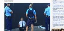 Meurtre devant un commissariat australien: arrestation d'un lycéen sur le chemin de l'école