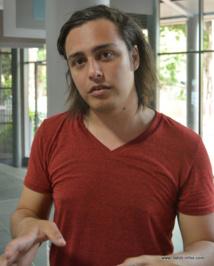Christian Vanizette déçu de ne pas pouvoir partager de victoire avec ses soutiens polynésiens