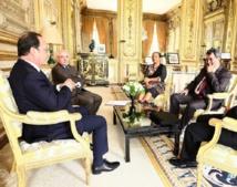 Fritch invité par Hollande au sommet France Océanie à Paris