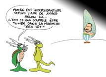 """"""" L'indépendance, une potion magique pour certains"""" selon Munoz"""