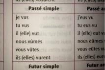 """""""Je vus, tu vus, il vut..."""": la conjugaison fantaisiste du verbe """"voir"""" dans un manuel scolaire"""
