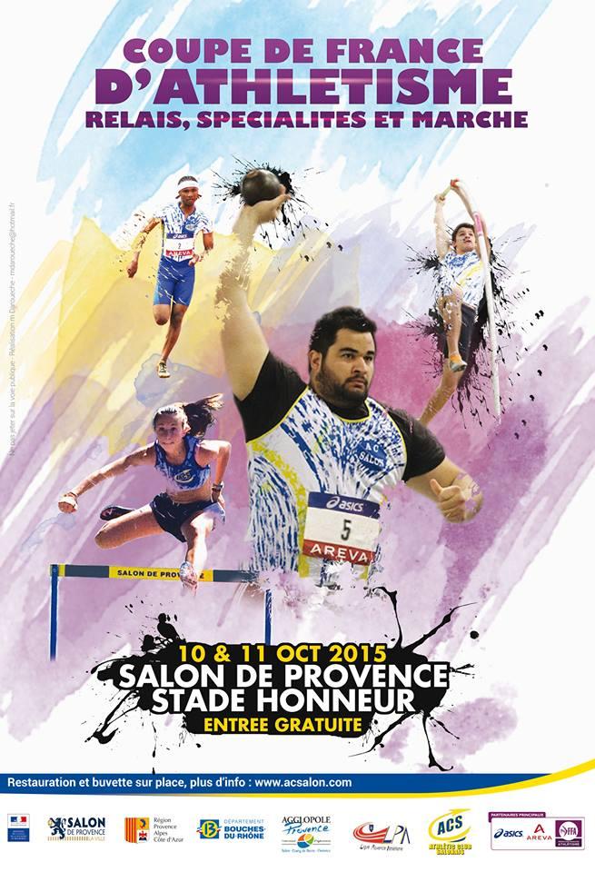 Athlétisme « Coupe de France » : Bonne performance pour Tumatai Dauphin