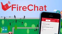 FireChat : Une app gratuite pour rester connecté...même en cas de cyclone