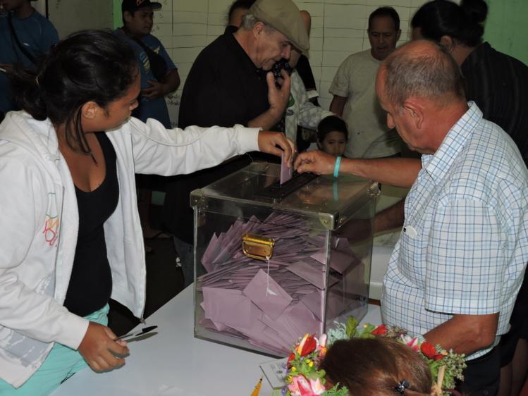 Municipales Papara : Quatre listes en course pour le second tour