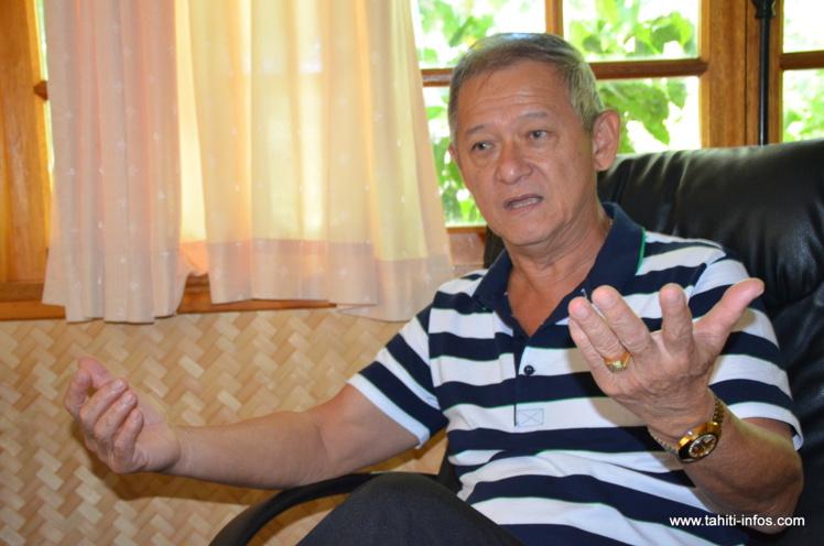 Charles Fong Loi pourrait annoncer sa démission du groupe Tahoera'a en fin de semaine. La décision sera prise à l'issue et conformément au vote exprimé par les 60 membres du bureau fédéral du parti Taatira No Te Hau.
