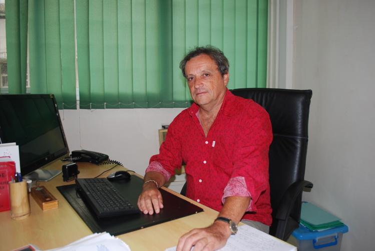Yvan Colin, directeur par intérim du SPIP