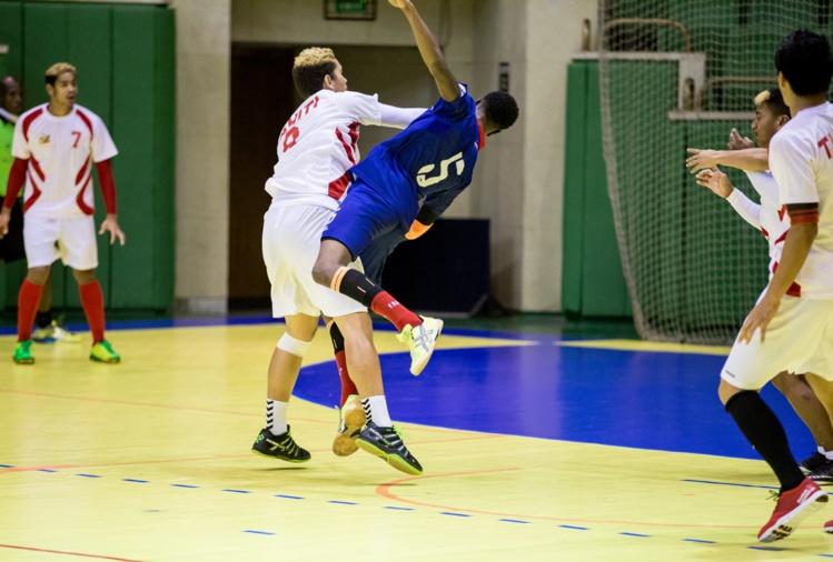 Contre le Cap Vert, la sélection tahitienne a montré qu'elle était plus forte.