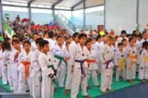 Taekwondo : Xtrem Open Faa'a en images