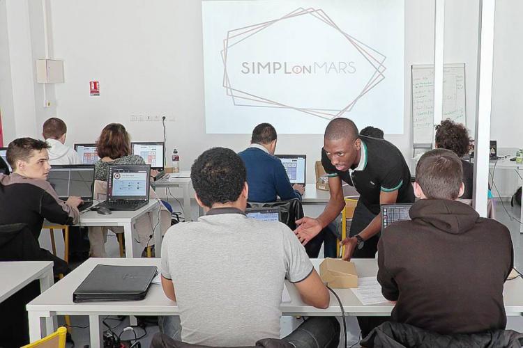 Simplon.co, l'école qui veut mettre le numérique à la portée de tous