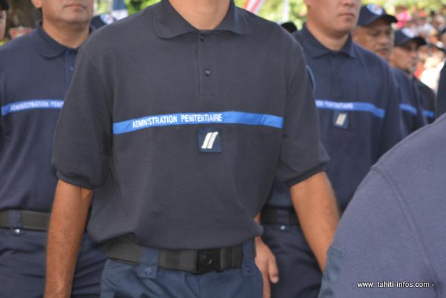 Le détenu, au casier judiciaire chargé, avait déjà été condamné à 3 mois ferme pour des menaces de mort envers des matons.