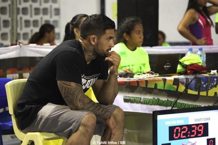 Dany Gérard, ceinture noire, le fer de lance de la discipline en Polynésie