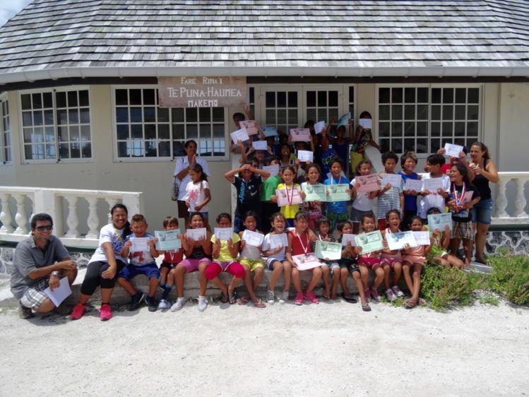 L'école primaire d'Arikitamiro a organisé son cross annuel, vendredi dernier
