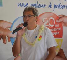 Régis Chang, directeur de la CPS.