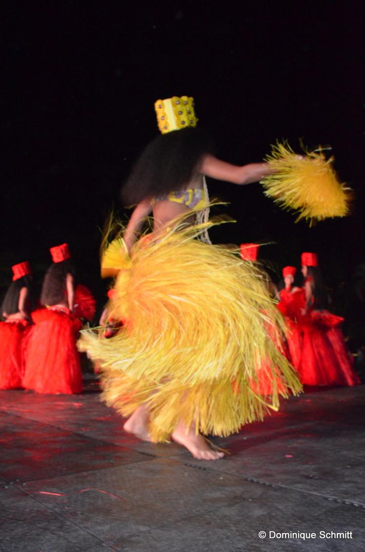 La troupe de Tumata Robinson est actuellement au pays du Soleil-Levant où elle entamera sa tournée 2015 ce dimanche.