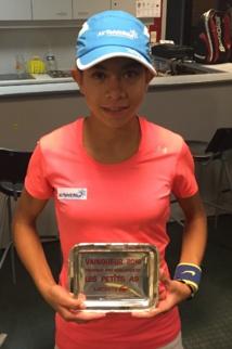 Naia Guitton a remporté les épreuves pré-qualificatives au tournoi des Petits As, ce week-end à Talence dans la région bordelaise.
