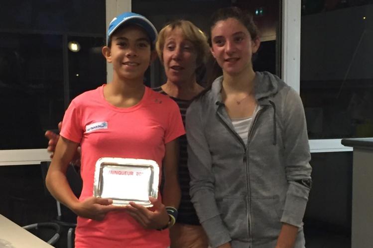 Naia Guitton sera présente pour les qualifications du tournoi des Petits AS, les 20 et 21 janvier 2016 à Tarbes.