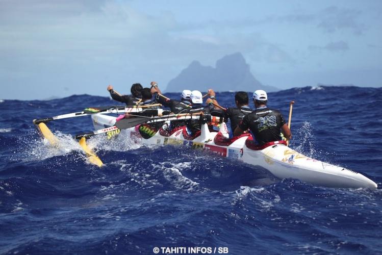 Team Opt en route pour la victoire à Bora
