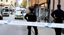 La police de Stockholm se déploie pour un bricoleur maladroit