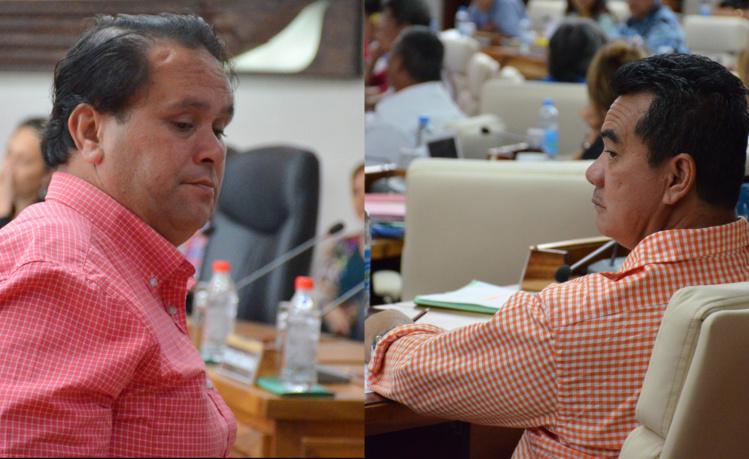 Fernand Tahiata et Evans Haumani perdent leur siège de représentant avec le retour à l'assemblée de Frédéric Riveta et René Temeharo. Ils ne seront pas maintenus par le Tahoera'a en dépit de l'annonce faite mi-octobre de la possible démission de Yolande Viriamu et d'Alice Tinorua.