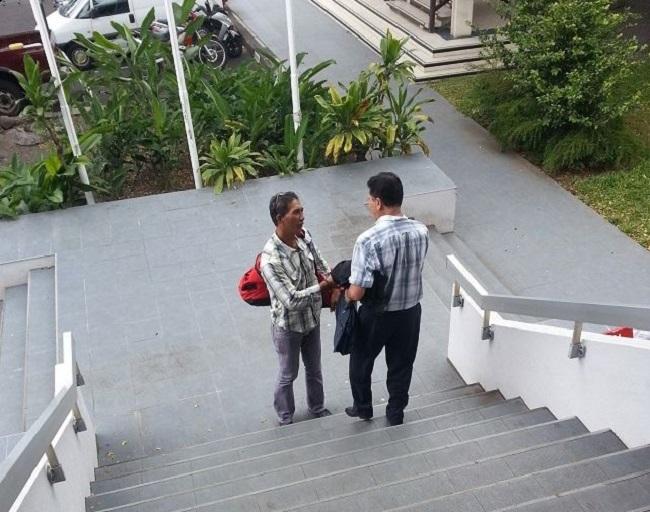 Verdon Tefaatau  a pu quitter le tribunal de Papeete libre. Il comparaîtra de nouveau le 7 décembre prochain.