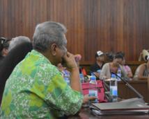 Des représentants de huit associations familiales d'indivisaires ont participé à une conférence abordant la gestion collective de l'indivision. L'exemple maori a été développé.