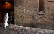 La ville de Seattle nettoie son célèbre mur de chewing-gums