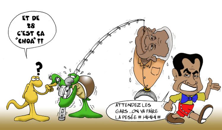 """""""Assemblée: Les forces en présence"""" par Munoz"""