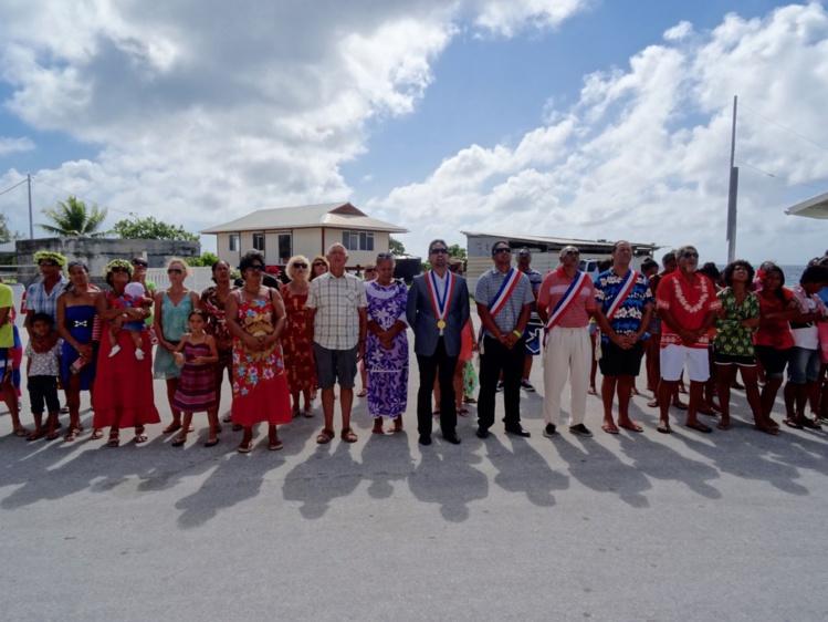 Une commémoration émouvante en l'honneur des anciens combattants polynésiens