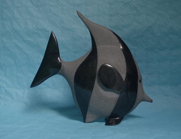 Les sculptures de Morlot rendent hommage à l'océan