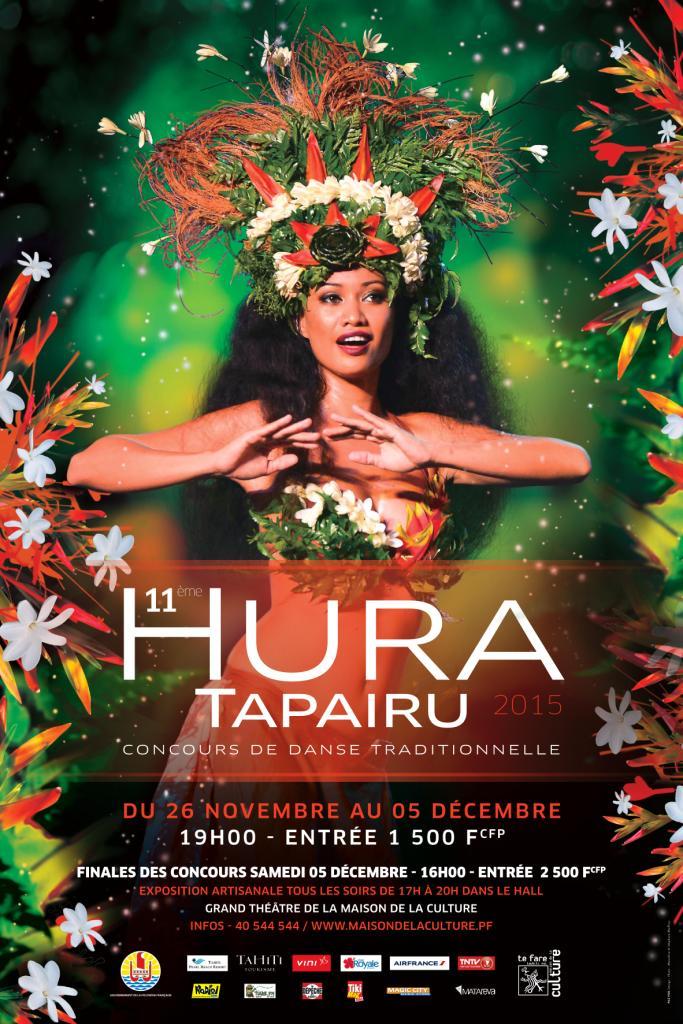 Hura Tapairu et stage international au CAPF : le 'ori tahiti à l'honneur