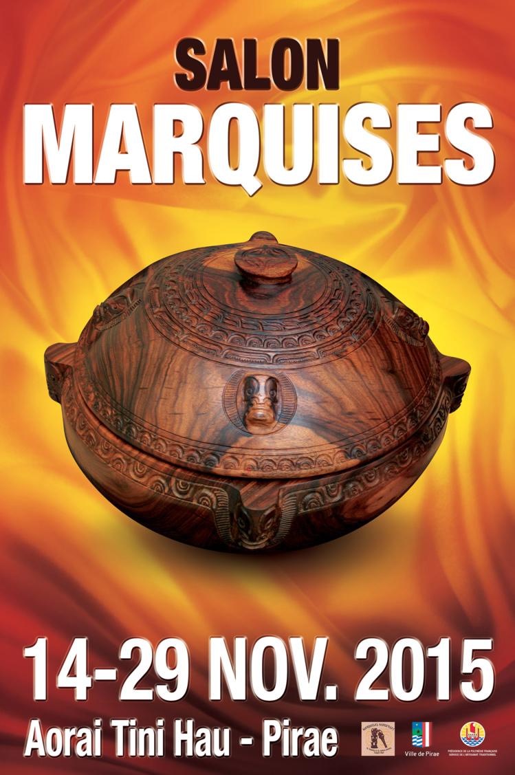 Salon des Marquises du 14 au 29 novembre