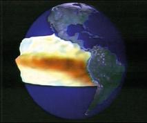 L'épisode El Nino va se renforcer d'ici la fin de l'année